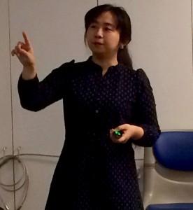 Iris Wenting Xue Teaching